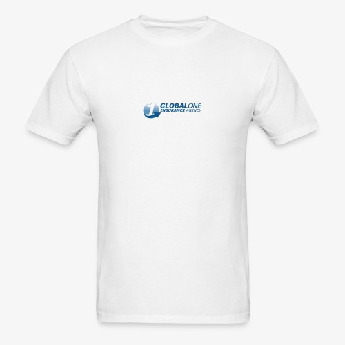 GLOBAL ONE INC. AGENCY - Men's T-Shirt