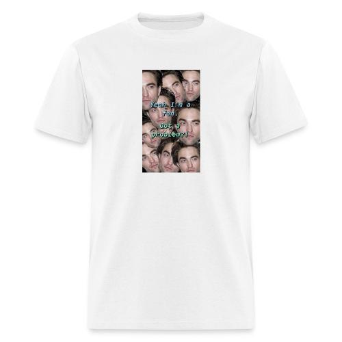 robert pattinson merch - Men's T-Shirt