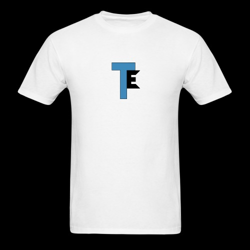 The Second Team Exelfiny Logo - Men's T-Shirt