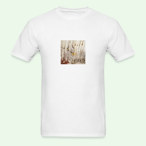Piling Over - Men's T-Shirt