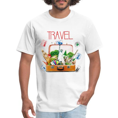 TRAVEL T-SHIRT - Men's T-Shirt