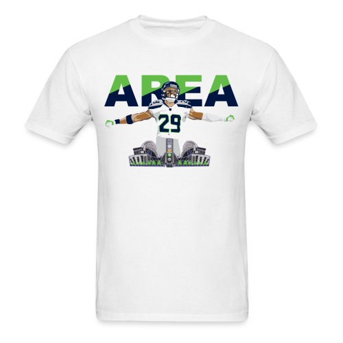 EARL_ARENA_no white outli - Men's T-Shirt