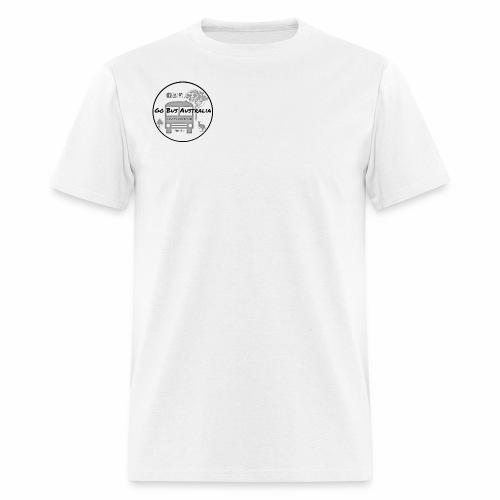 Go Bus Australia - Standard Logo Range - Men's T-Shirt