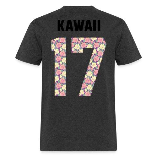 blackkawaii png - Men's T-Shirt