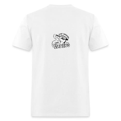 Stop Smoking - Start Vaping - Men's T-Shirt