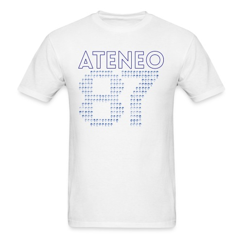 2019 Ateneo HS Batch 87 Reunion Souvenir Shirt - Men's T-Shirt