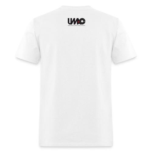 umac logo - Men's T-Shirt