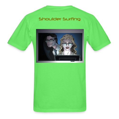 HA Shoulder Surf shirt png - Men's T-Shirt