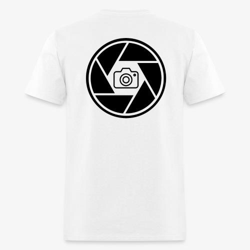 Camera in Aperture - Men's T-Shirt