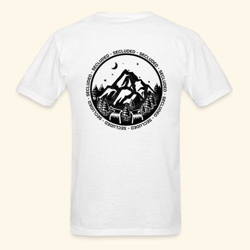 Bellingen Mountain Ranges - Men's T-Shirt