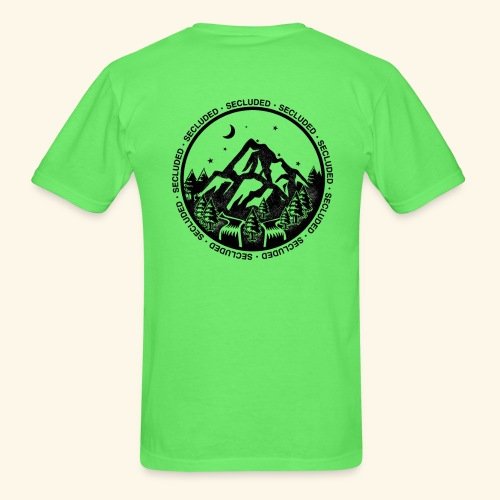 Bellingen Mountain Ranges - Men's T-Shirt