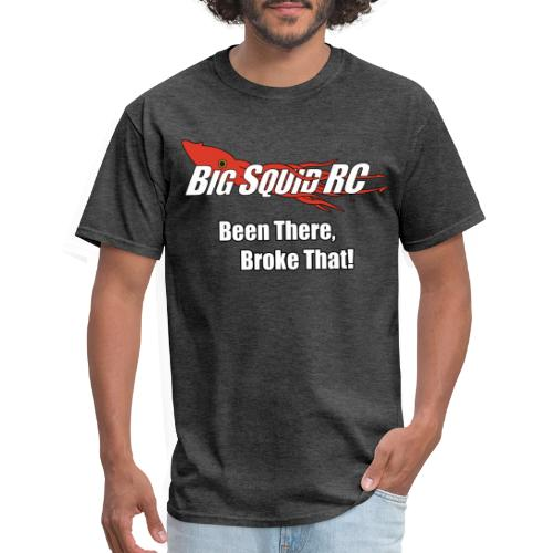 Classic Squid - Been There Broke That - Men's T-Shirt