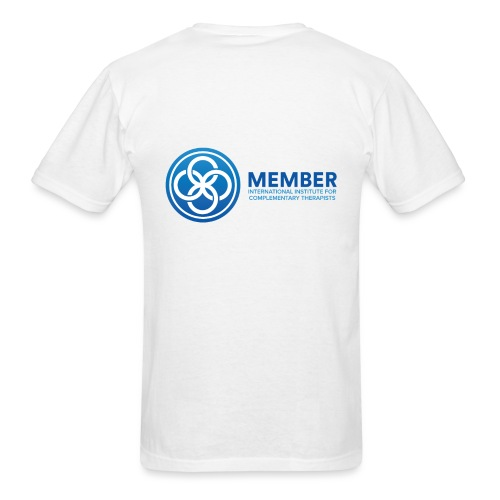 IICT Member Logo - Men's T-Shirt