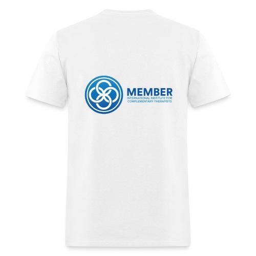 IICT Member Logo - Men's T-Shirt