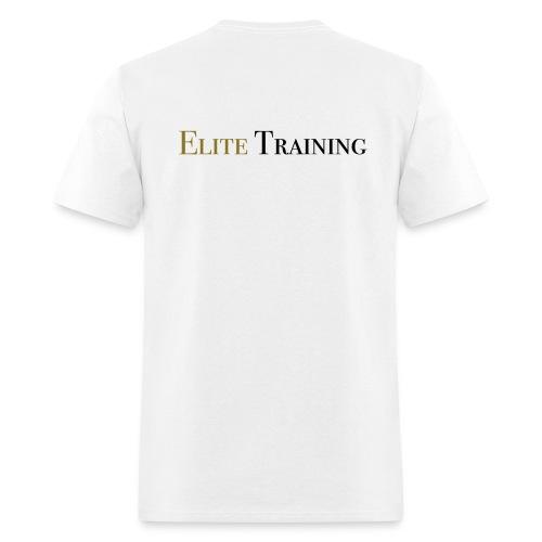 Elite Training 3 - Men's T-Shirt