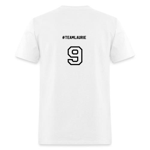 team Laurie design 2 - Men's T-Shirt