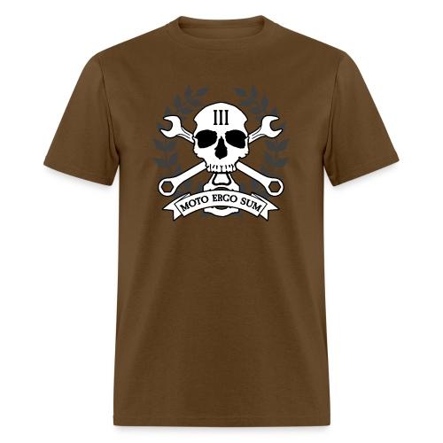 Moto Ergo Sum - Men's T-Shirt