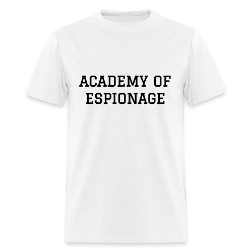 Academy of Espionage - Men's T-Shirt