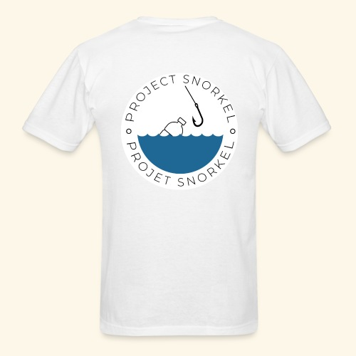 Projet/Project Snorkel - Men's T-Shirt