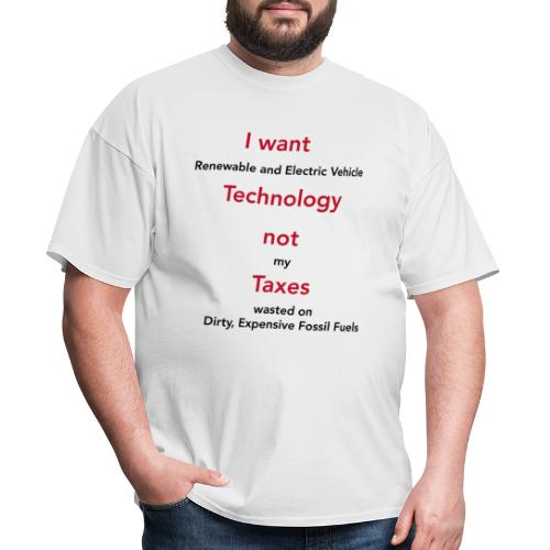 TNT - Men's T-Shirt