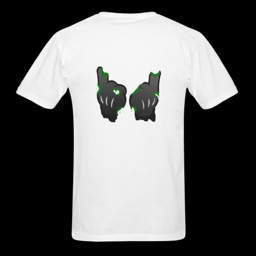 Acid Hands - Men's T-Shirt