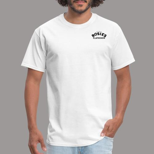 Rosie's Flateads - Men's T-Shirt