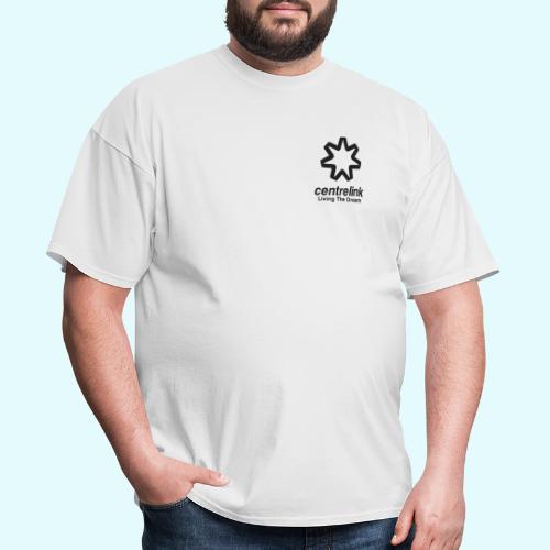 Centrelink Living The Dream - Men's T-Shirt