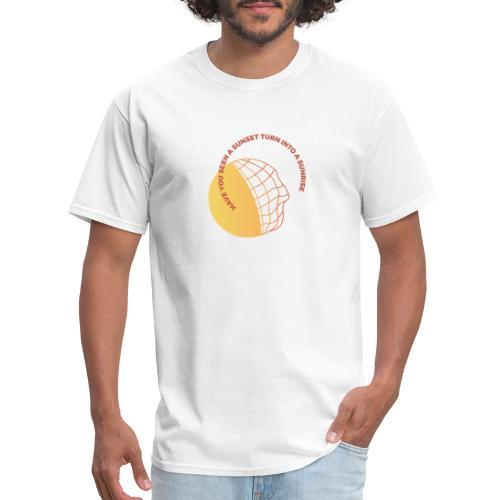 Sunset & Sunrise - Men's T-Shirt