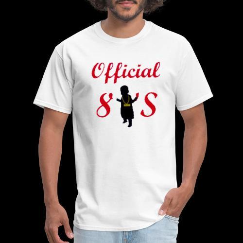 80 baby s - Men's T-Shirt