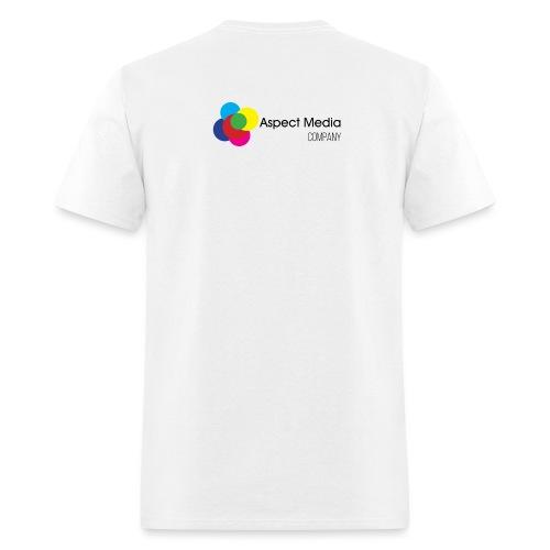 Aspect Media Company - Men's T-Shirt