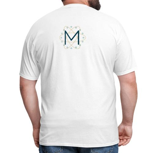Macca's Tech Logo - Men's T-Shirt