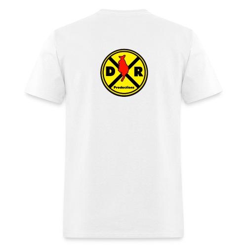Delmarva Rail Productions Logo - Men's T-Shirt