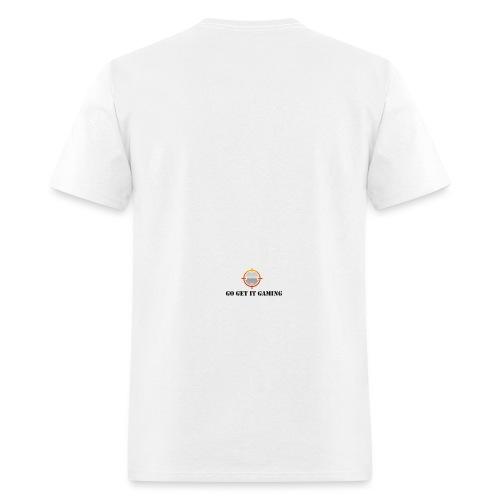 gogetitLOGO1 - Men's T-Shirt