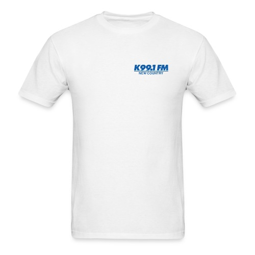 K99.1 FM 30th Birthday Bash t-shirt - Men's T-Shirt