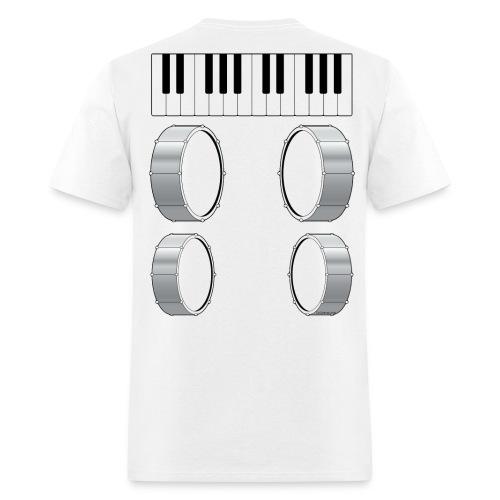 keyboard - Men's T-Shirt