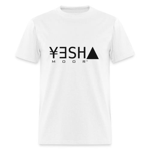 YM LOGO black - Men's T-Shirt