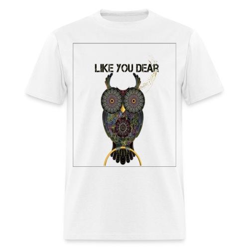 like you dear - Men's T-Shirt
