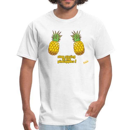 Pineapples - Men's T-Shirt