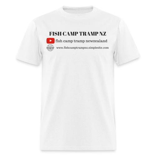 fctnz white shirt - Men's T-Shirt