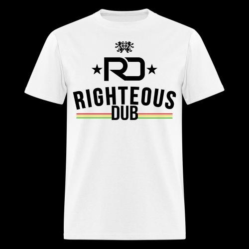 Righteous Dub Logo - Men's T-Shirt