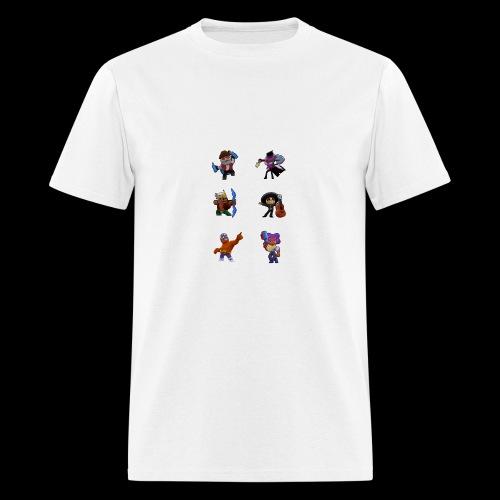 brawl stars layout - Men's T-Shirt