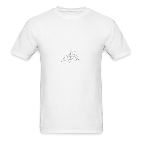 shri ganesh - Men's T-Shirt