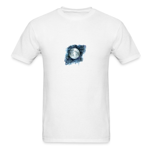 Watercolor Nights - Men's T-Shirt