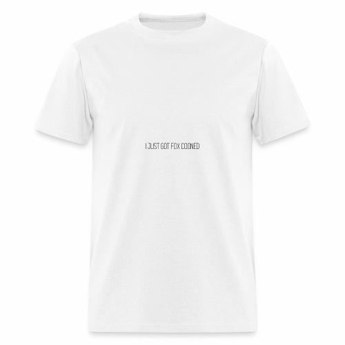 Fox Cooned - Men's T-Shirt