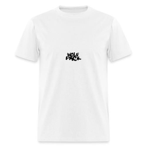 WolfPack Paw Logo - Men's T-Shirt