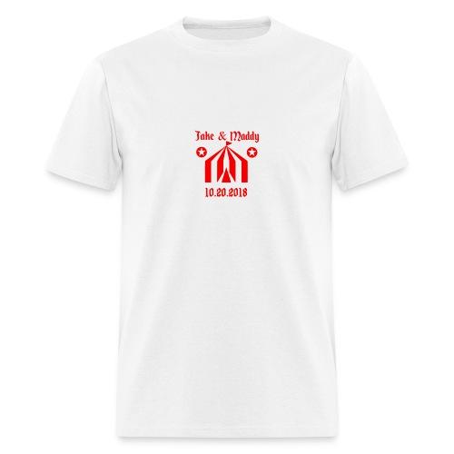Zells Wedding Logo - Men's T-Shirt