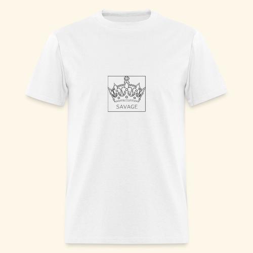 Savage Crown - Men's T-Shirt