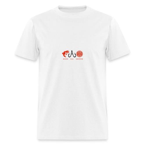 Bass All Around Logo Shirt - Men's T-Shirt