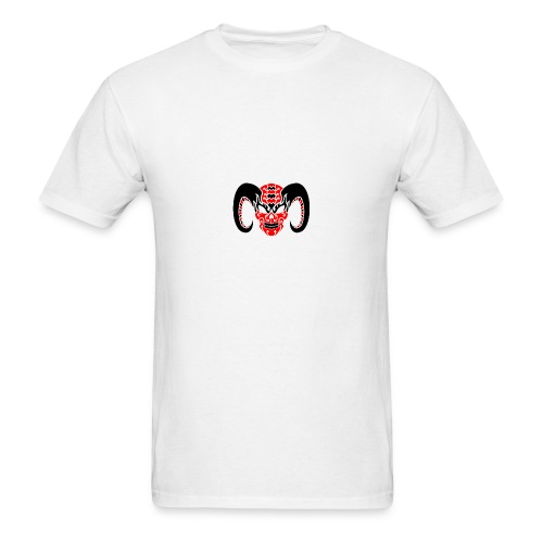 Demon Skull - Men's T-Shirt