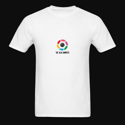 Vlog Dankers Camera Design - Men's T-Shirt